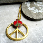 Collier mes charms de woodstock