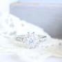 Bague diamantée bijoux en ligne (2)