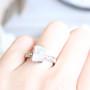 Bague diamantée – bijoux fantaisie en ligne (1)