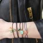 bracelets fantaisie armparty