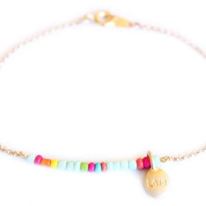 Bijoux-fantaisie-Bracelet-love-ete2014