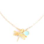 Bijoux-fantaisie-collier-libellule-aigue-marine