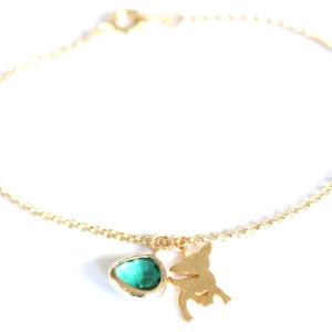 Bracelet fantaisie Bambi
