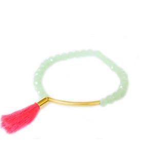 bijoux fantaisie femme bracelet rose
