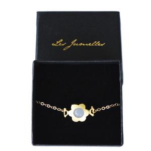 bracelet fantasie aquamarine