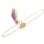 Bracelet personnalisé avec lettre