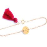 Bracelet personnalisé lettre