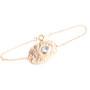 Bracelet fantaisie tendance aquamarine
