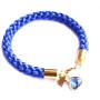Bracelet cordon bleu