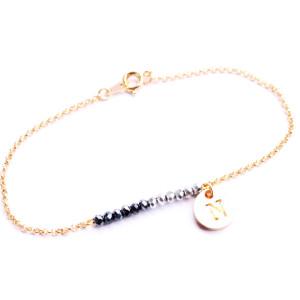 bracelet personnalisé cadeau femme