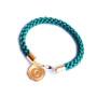 Bracelet personnalisé doré lettre (3)