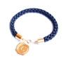 Bracelet personnalisé doré lettre (4)