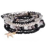 bracelet tendance noir